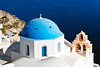 Chapel in Oia, Santorini, Greece