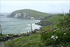 Slea head, on Dingle Peninsula, Ireland