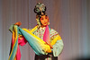 Artist performing Lady Immortal at the Peking opera, Beijing, China