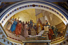 "The trial of Jesus"" at Achilleon (Sissy's) Palace in Corfu, Greece"