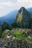 Huavna Pichu,  seen from Machu Pichu, Peru