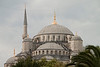 The Blue Mosque (Sultan Ahmet Camisi), built 1609 - 1616, in Istanbul, Turkey
