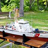 Island class 110' Patrol Boat by Gaspar LaColla.<br /> Photo by Don Murray.