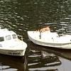 Two USCG boats