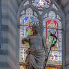 61 Artwork in the Duomo, Orvieto, Italy