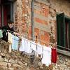 42 Hanguing wash in Rada, Italy