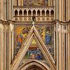64 Artwork in the Duomo, Orvieto, Italy
