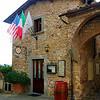 126 Shop front in  Panzano, Italy