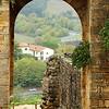 11 Ancient Gate in Montereggioni, Italy