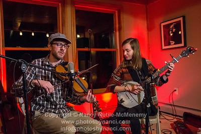 Will Mosheim and Carling Berkhout