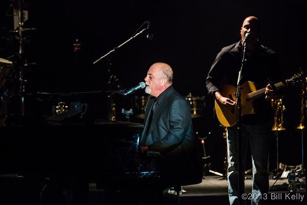 Billy Joel at the Paramount