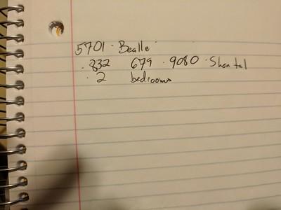 5701 Beall