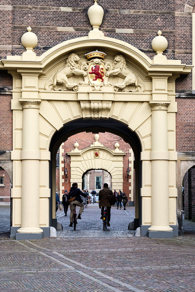 Gateway - Binnenhof. The Hague