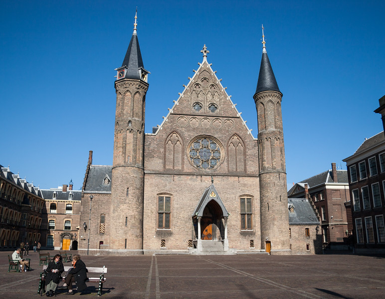 Ridderzaal - Binnenhof
