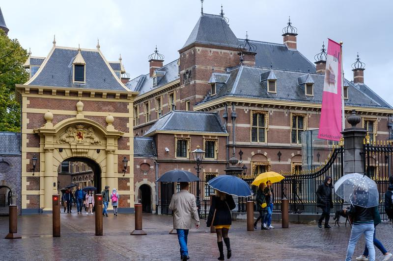Mauritspoort - Binnenhof