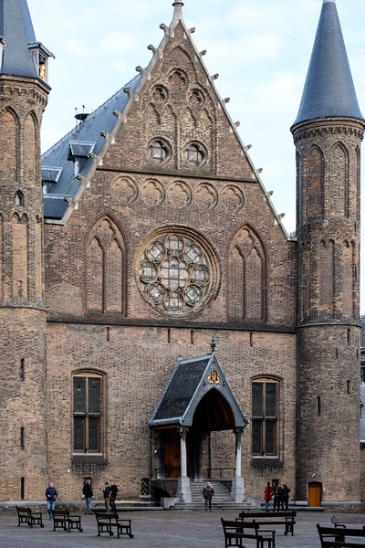 Ridderzaal. The Hague