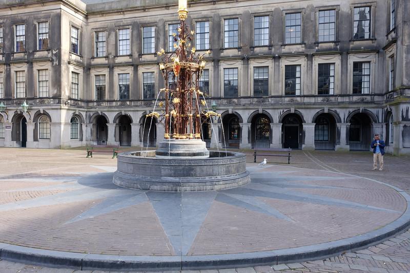 Fountain - Binnenhof