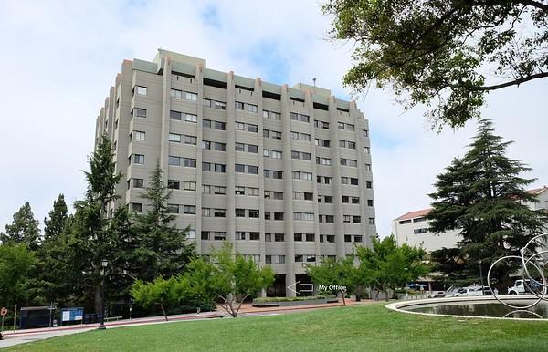Evans Hall, UC Berkeley