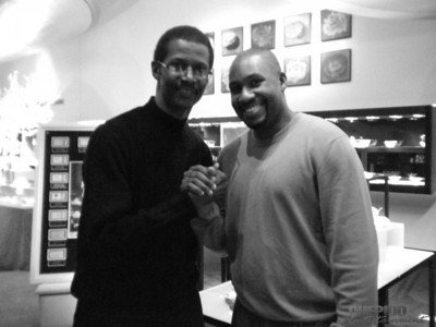 Kordel & Thomas Hearns