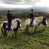 Pony Trekking in Scotland