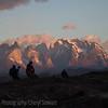 Sunrise,  Torres del Paine Chile