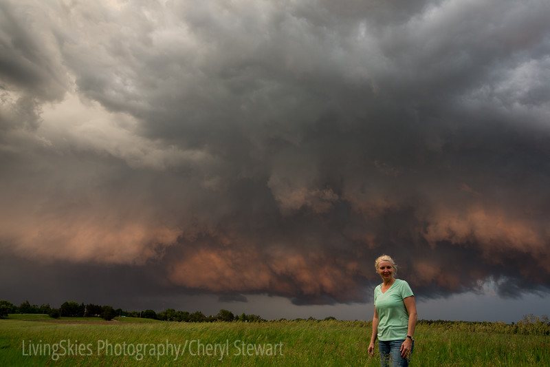 Storm Chasing with the Tornado Hunters