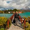 Island Hotel - Torres del Paine,  Patagonia