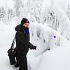 Winter Visitor, YNP