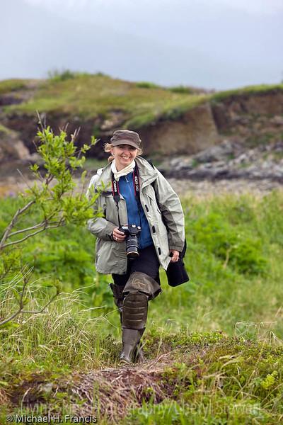 Photographer, Cheryl Stewart