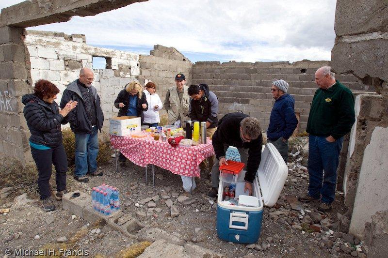 Picnic in Patagonia