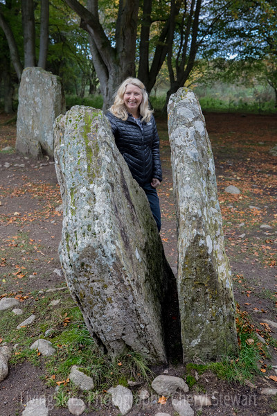 Through the Standing Stones.. Scotland