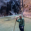 The Narrows Hike  Zion National Park Utah