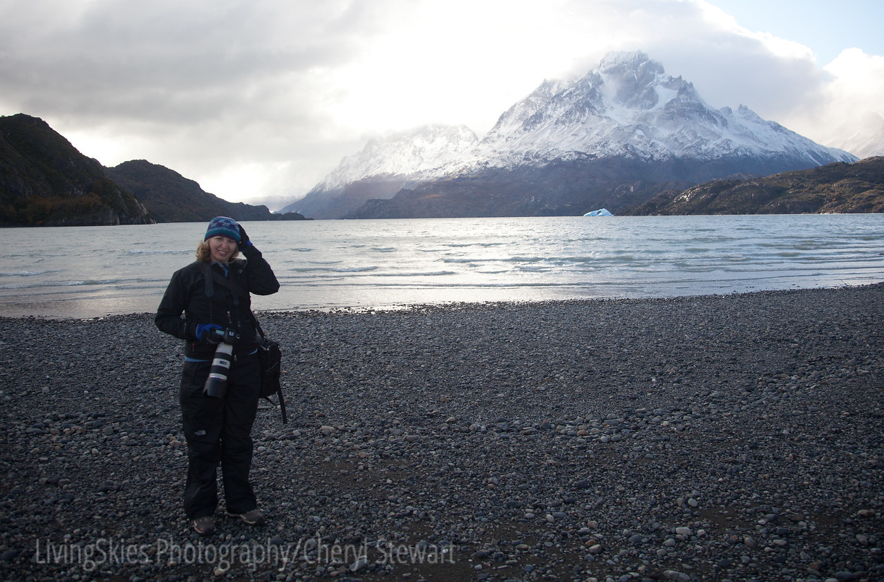 Windy Patagonia, April 2011