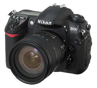 I sold the Pentax and bought this Nikon D200 in October 2011. It's 5 years older than the K-x, but despite its age it has given me more creative freedom through advanced features such as the ability to synch flash up to 1/250 and attach synch cords/remote triggers etc. It's also build like a tank. I've acquired a nifty-fifty f1.8 which is sharp sharp sharp and a 70-210 f4 which will open the telephoto world up for me. I also have a 12-24 f4 wide angle zoom.