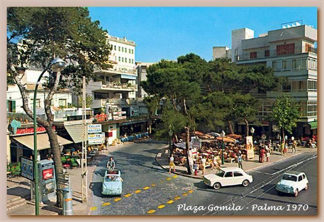 Plaza Gomila