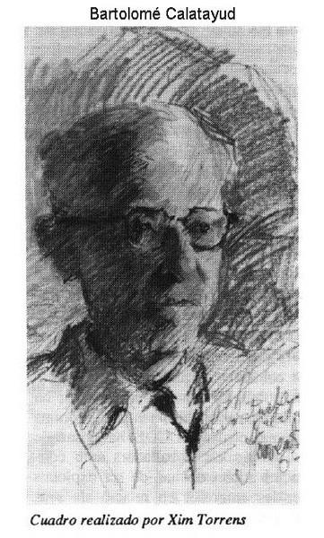 Bartolomé Calatayud