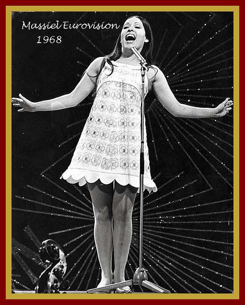Massiel in Eurovision 1968