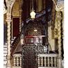 Antonio Gaudí - Elevator cage in Casa Calvet