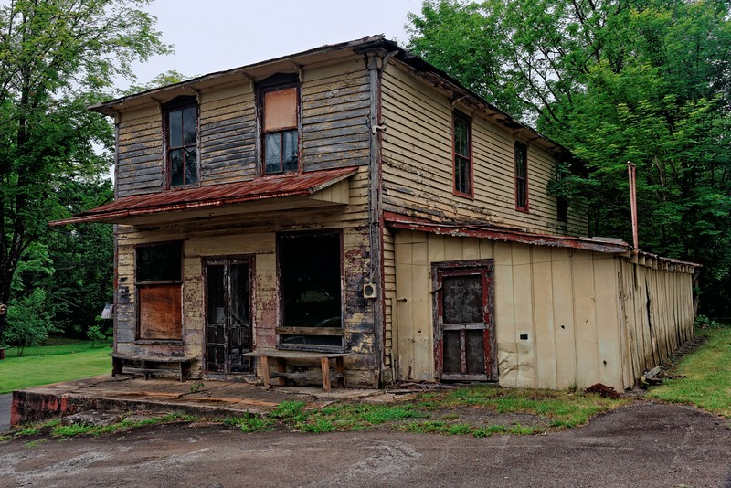 Old Store, Baywood, Virginia