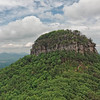 Pilot Mountain, Main Pinnacle
