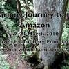 Vídeo entrevista con Martin von Hildebrand, de Fundación Gaia Amazonas, Colombia. Versión dos.