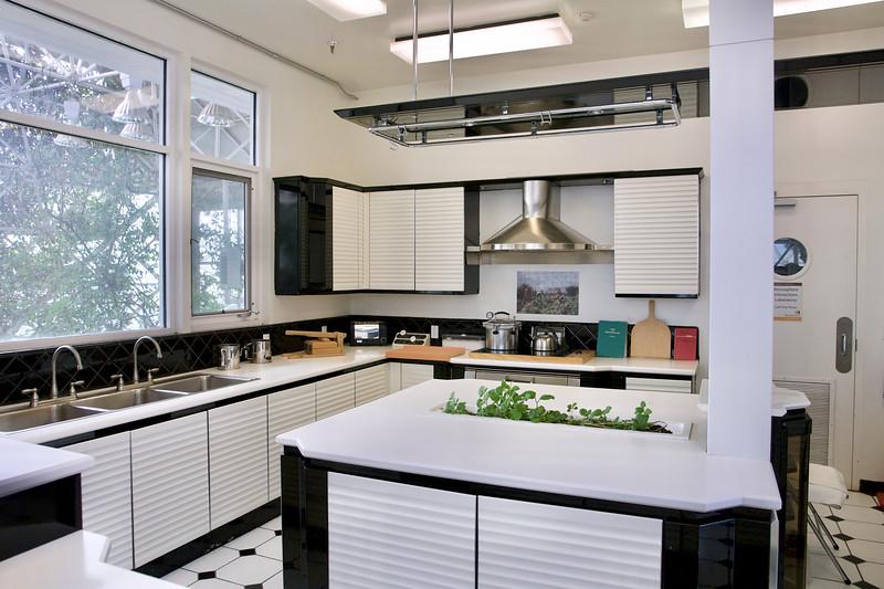 Kitchen, in the original 1991 state.