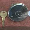 OEM and copy gas cap keys - back