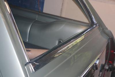 Biquette's new tailgate top molding