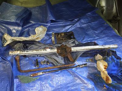 Mechanical jack parts