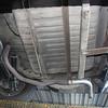 Biquette's gas tank starboard side