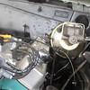 Final master brake cylinder clearance