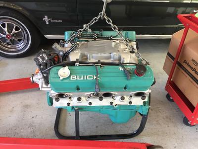 Biquette's engine - port