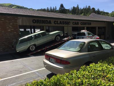 Orinda Classic Car Center