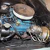 Biquette engine compartment port side